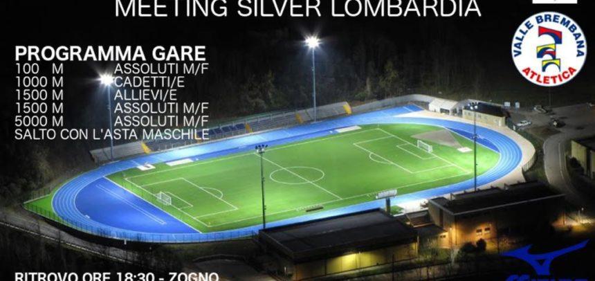 3^ prova Meeting Silver Lombardia in arrivo!